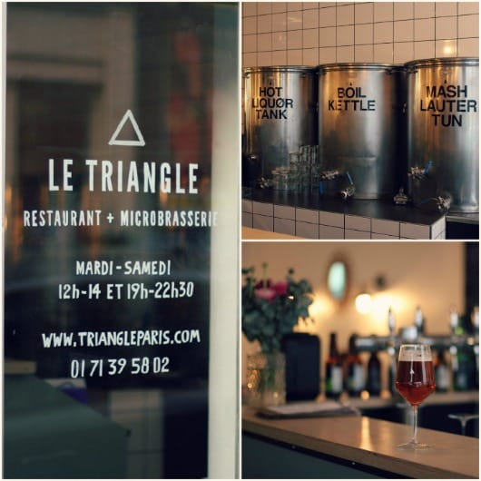 Le Triangle Restaurant