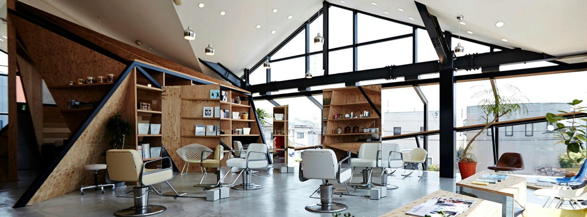 Tour d\'horizon des plus beaux salons de coiffure